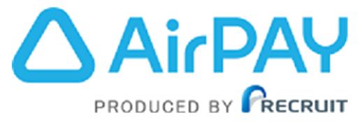 air pay 使えます